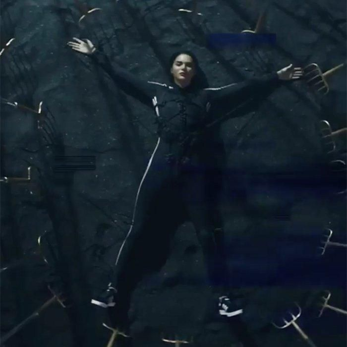 Kendal Jenner Adidas Commercial 1