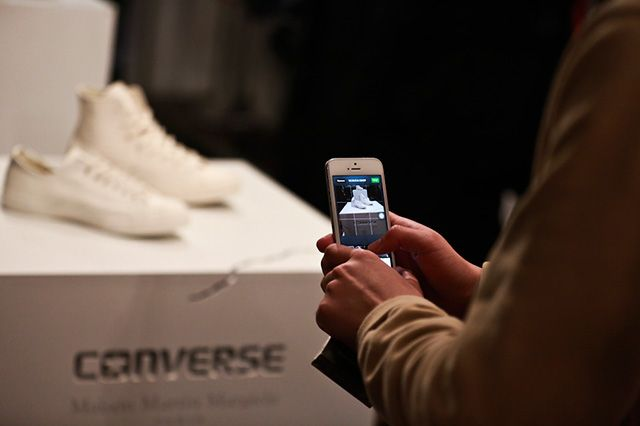 Converse Maison Martin Margiela Up There Store 135