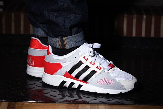 Adidas Eqt Running Guidance 93 Og Red 2
