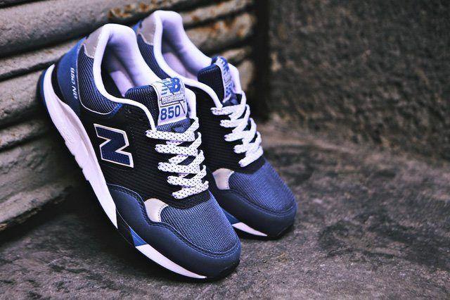 New Balance 580 Blue Navy 7