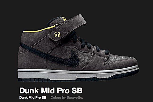 Nike Dunk Mid Pro Sb 2008 1