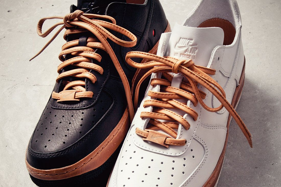 Matreial Matters Nike Leather Laces 1