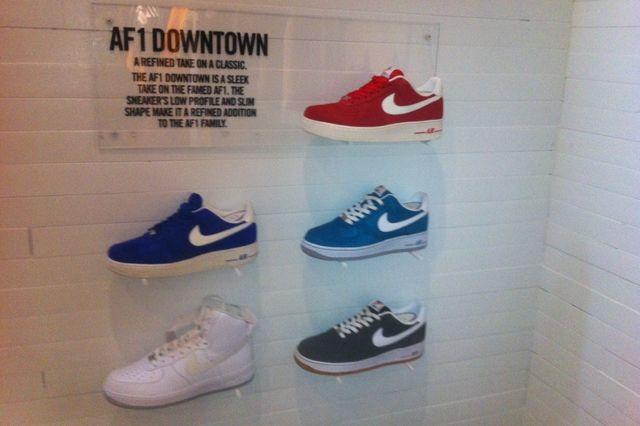 Nike 21 Mercer Af1 Downtown
