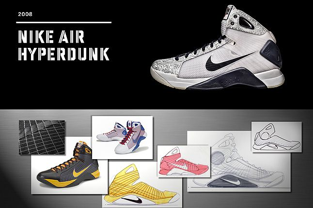 The Making Of The Nike Air Hyperdunk 9 1