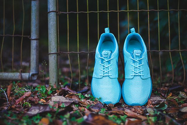 Nike Roshe Run Bleached Turquoise 5