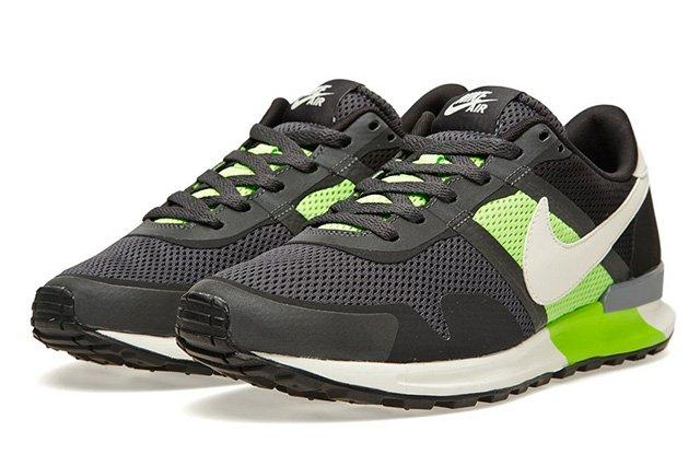 Nike Air Pegasus 83 30 Anthracite Flash Lime 1