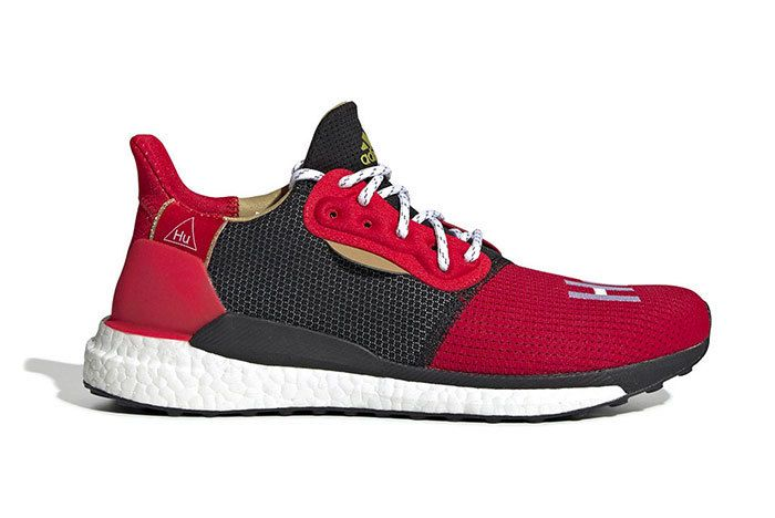 Pharrell Adidas Solar Hu Chinese New Year Sneaker Freaker1