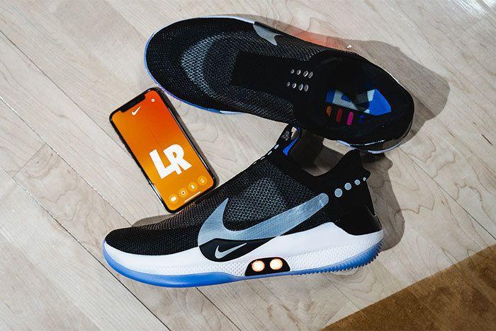 Nike Adapt Bb Up Close Sneaker Freaker8