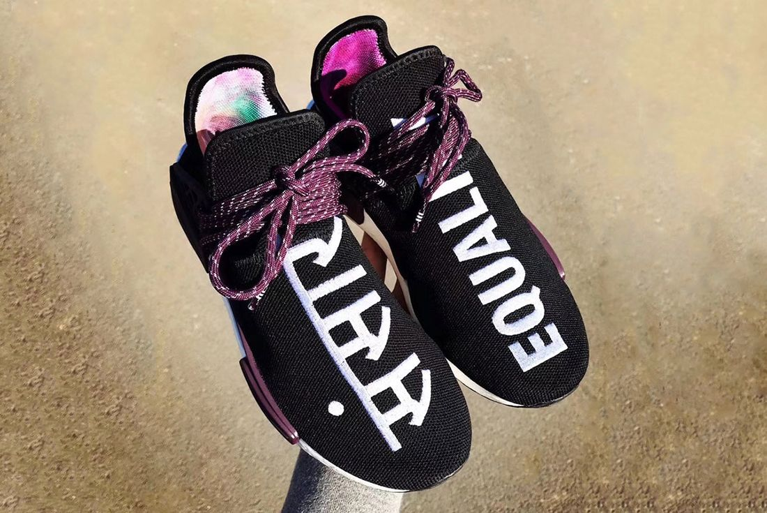 Pharrell X Adidas Hu Nmd Trail Holi 5