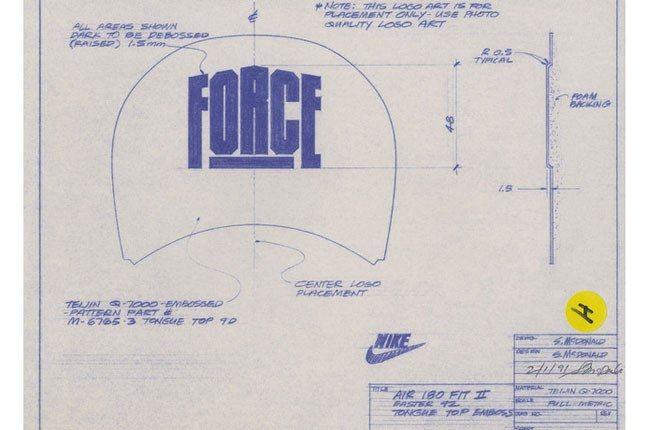 Nike Air Force 180 Low 12 1