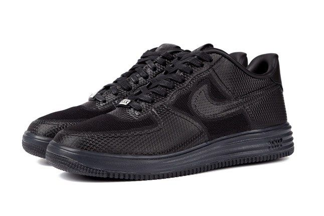 Nike Sportswear Lunar Force 1 Fuse Nrg Black Profile 2