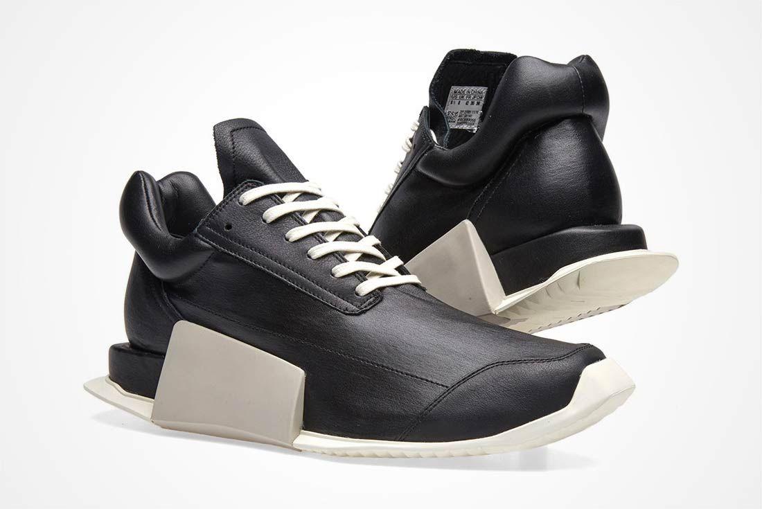 Rick Owens X Adidas Runner Level Boost 1