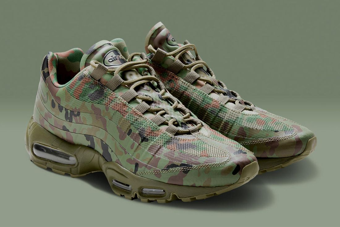 Japanese Country Camo Nike Air Max 95 Best Feature