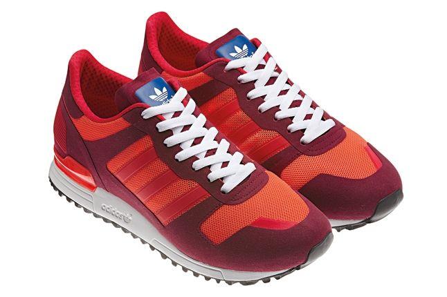 Adidas Spring Summer Neon Running Pack Red Orange Angle 1