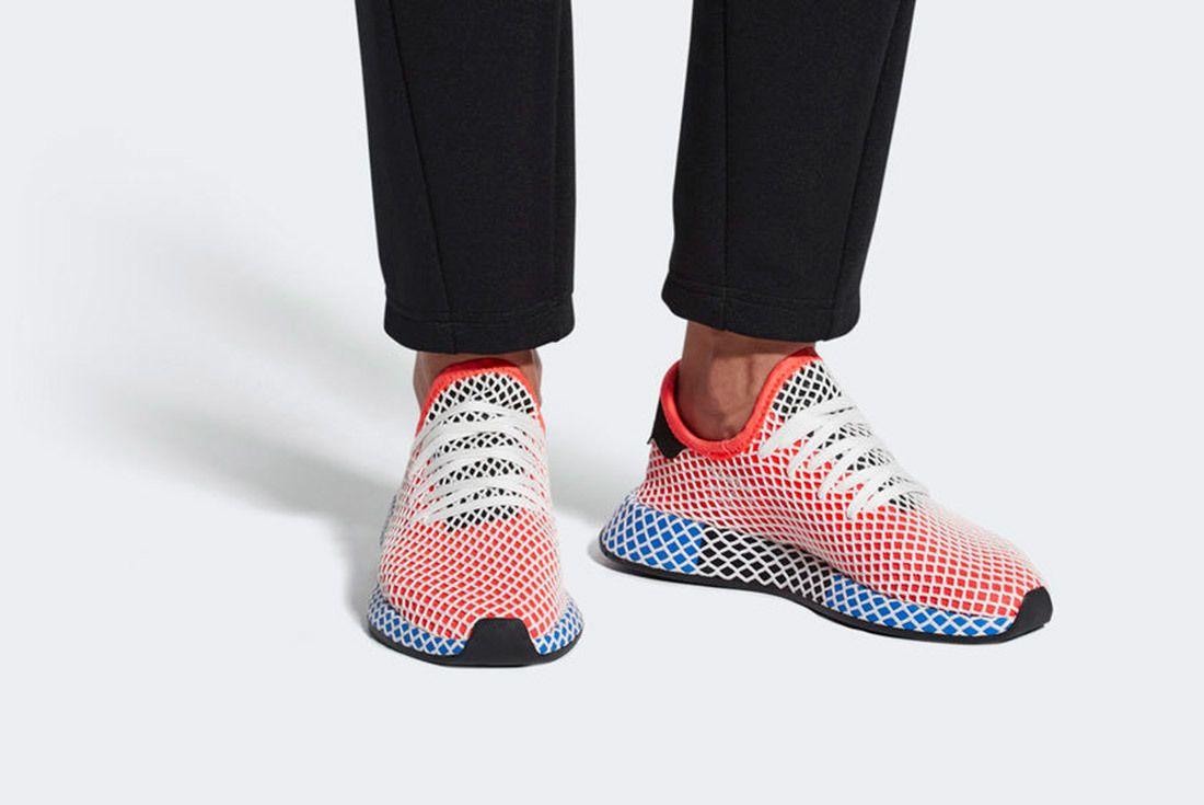 Adidas Deerupt Mega Drop 3