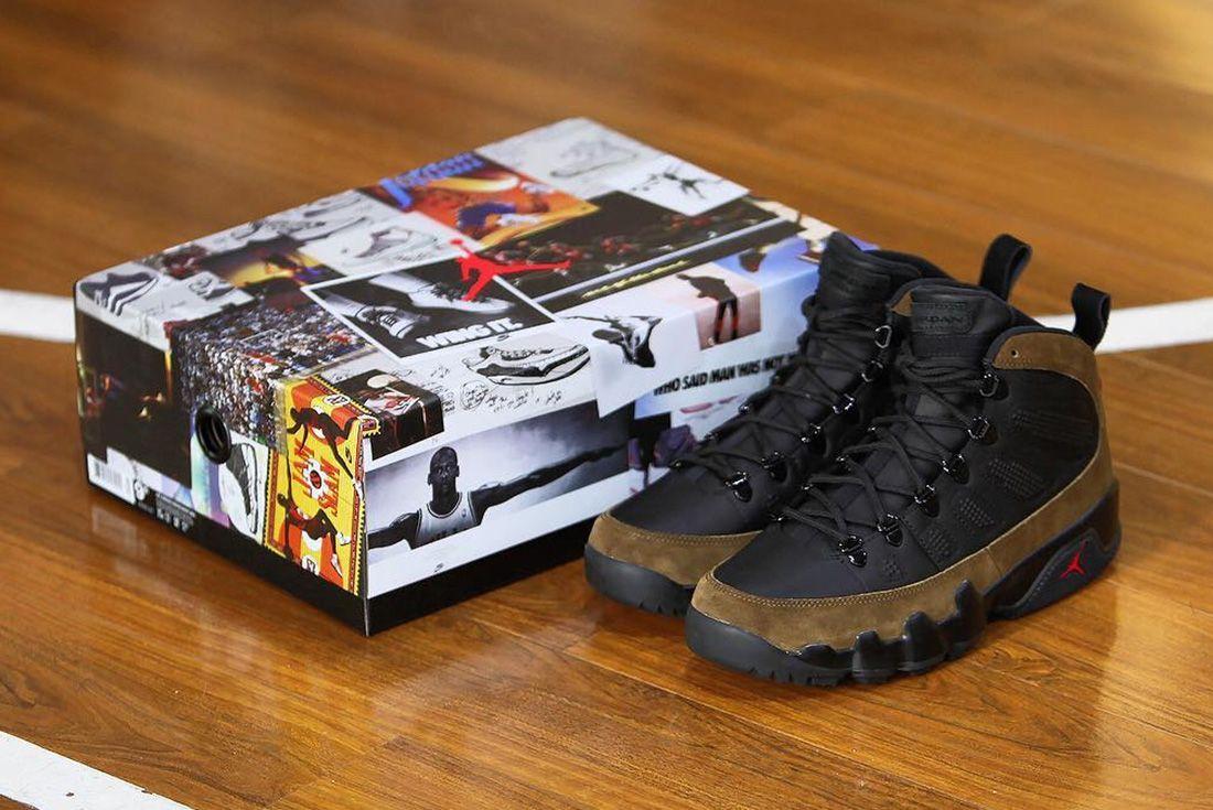Air Jordan 9 Boot Nrg Sneaker Freaker 8