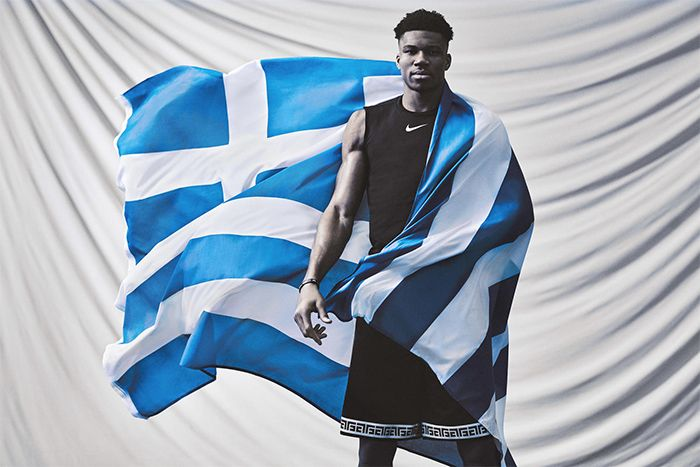 Nike Zoom Freak 1 Giannis Antetokounmpo Hero