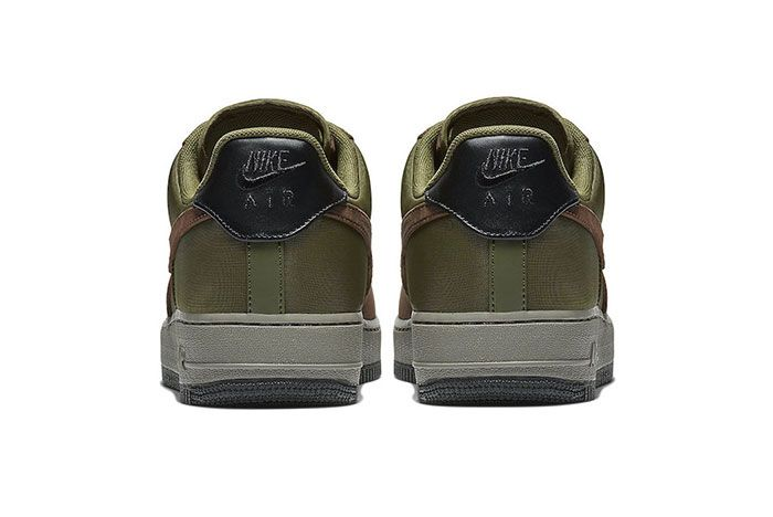 Nike Air Force 1 Premium Baroque Brown Medium Olive 001 15