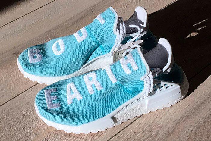 Pharrel Hu Nmd Light Blue Sneaker Freaker 23
