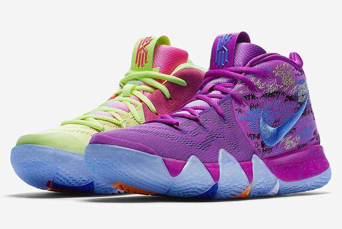 Nike Kyrie 4 Sneaker Freaker