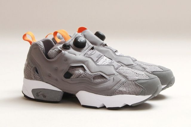 Mita Sneakers Reebok Insta Pump Fury Og Foggy Grey Thumb