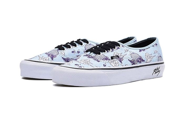Robert Williams Vans Vault Authentic 44 3
