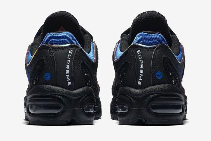 Supreme Nike Tailwind 4 Black 4