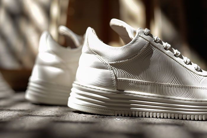 Filling Pieces Low Top 8