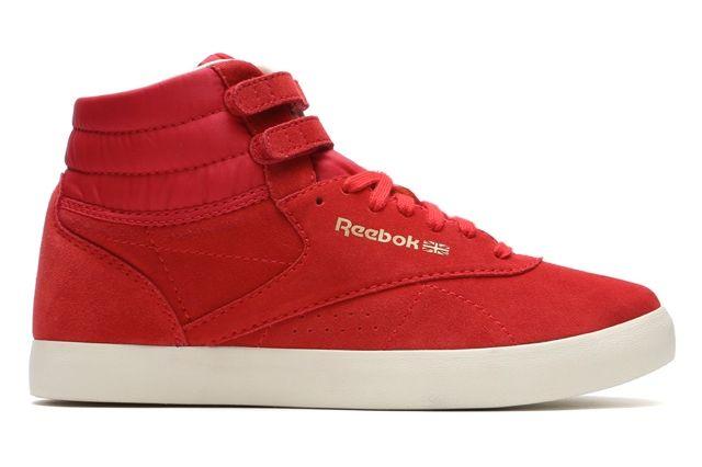 Reebok Classics Reserve The Franchise Hi Red