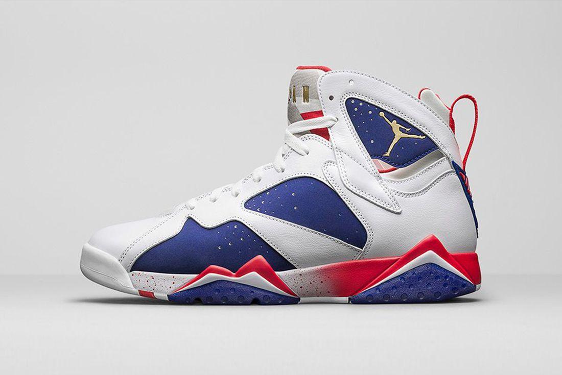 Air Jordan 7 Olympic Alternate23