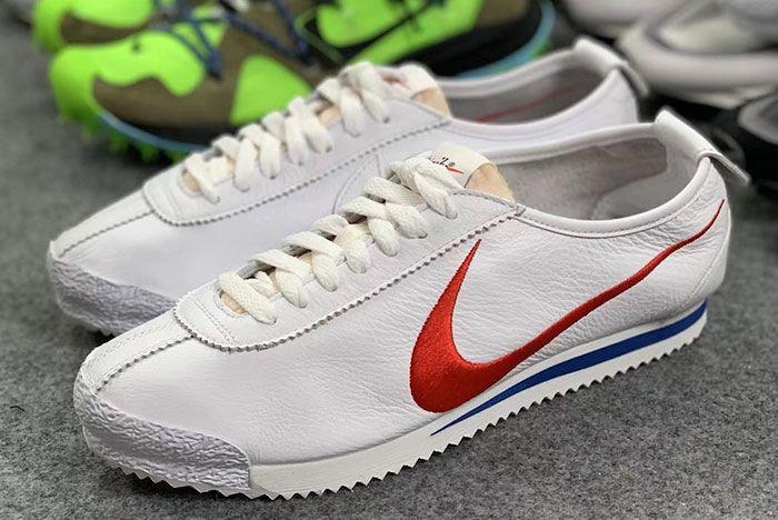 Shoe Dog Nike Cortez Pack Skinny Swoosh