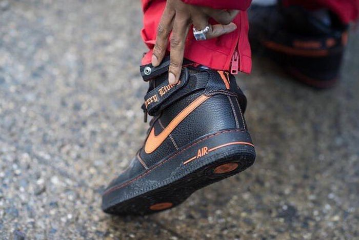 Vlone X Nike Lab Air Force 1 High