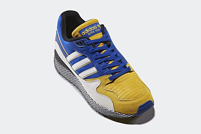 Dragon Ball Z Adidas Ultra Tech Vegeta Official 2