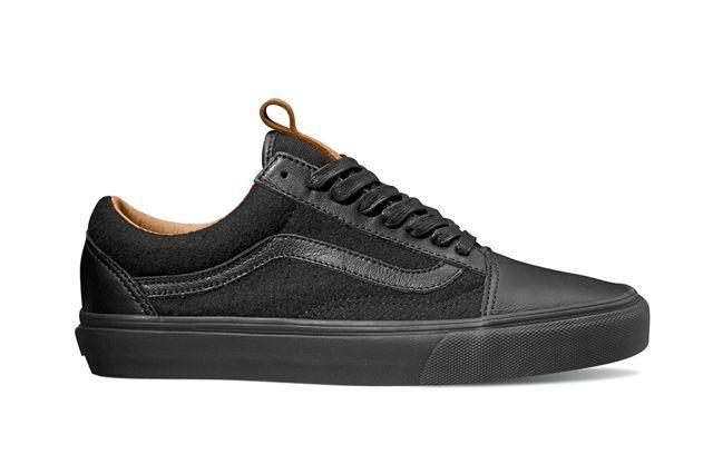 Vans Leather Wool 2