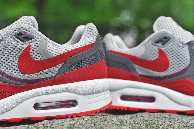 Nike Air Max Light Breathe University Red