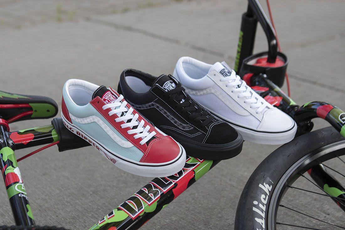 SE Bikes Vans Style 36