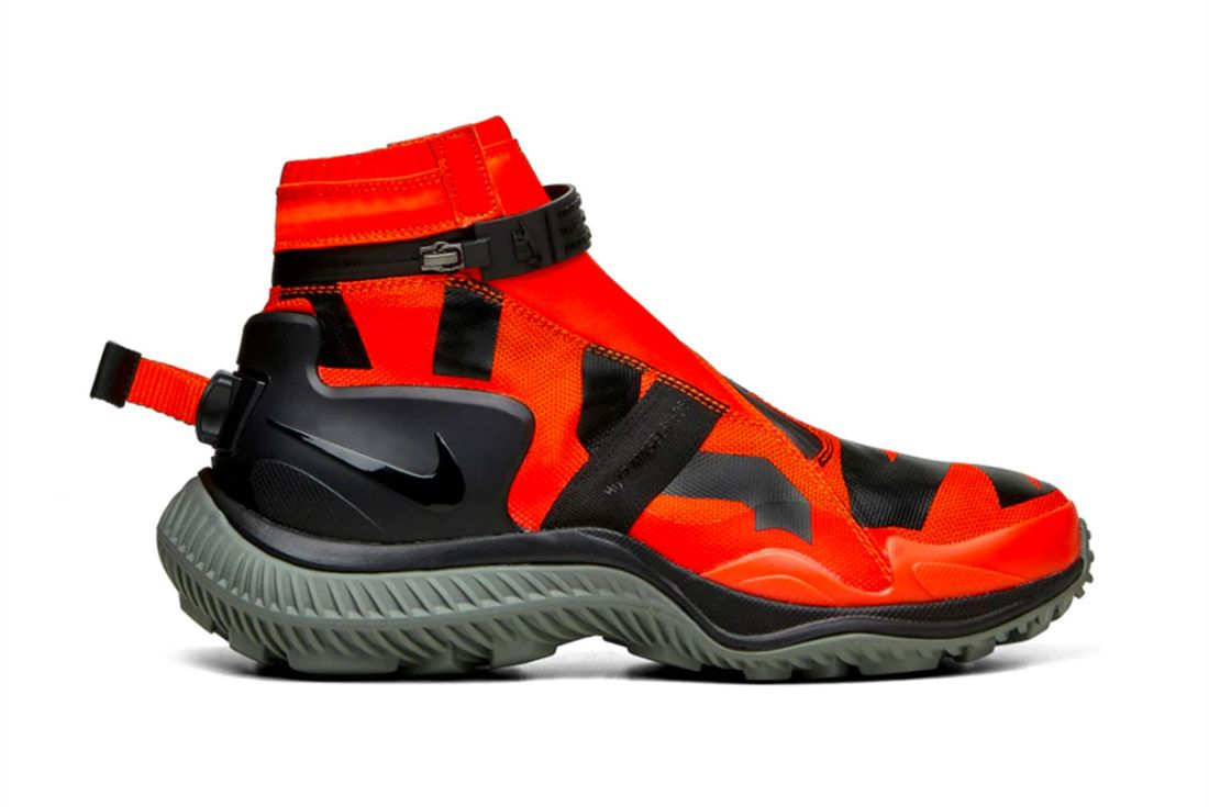 Material Matters 2017 Recap Nike Gaiter Boot 1