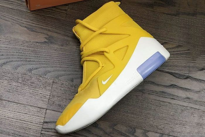 Air Fear Of God 1 Amarillo Release 2