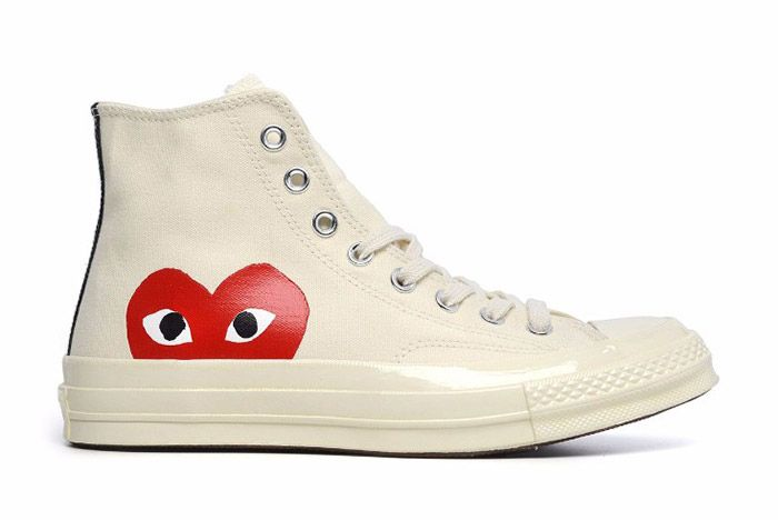 Comme Des Garçons X Converse Chuck Taylor Sneaker Freaker 4