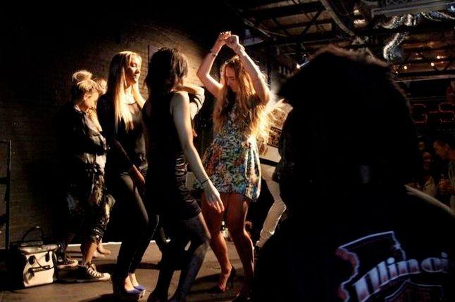 G Shock Sydney Party Dance 1