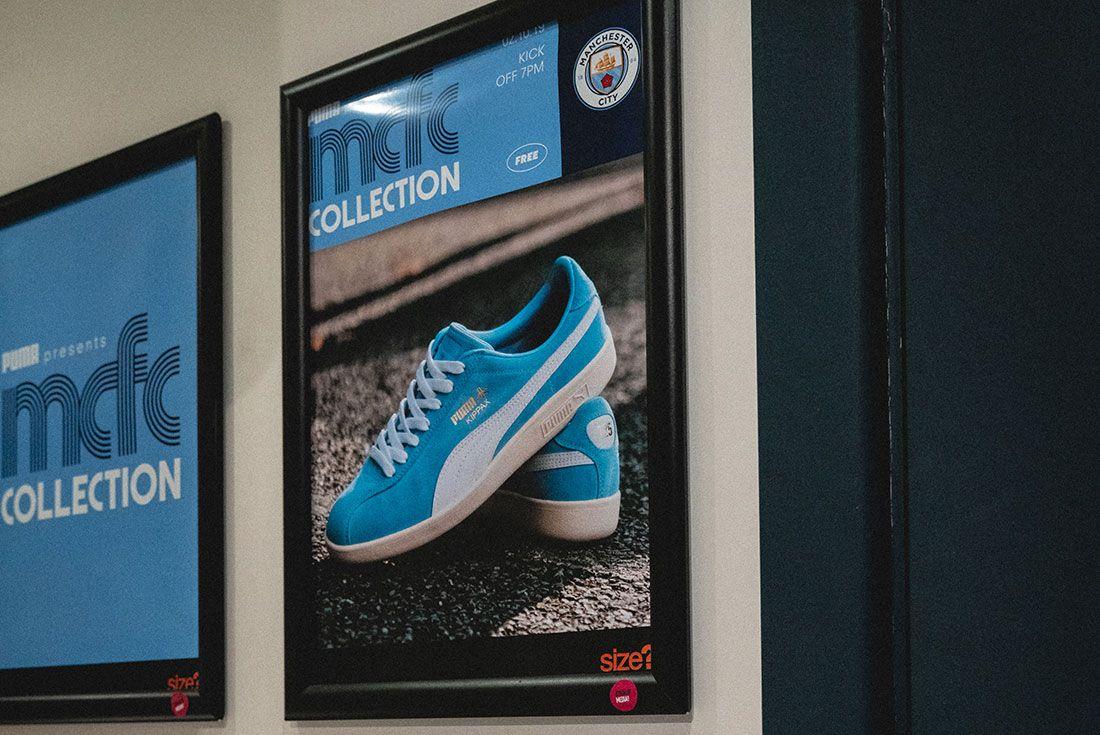 Puma X Size X Manchester City Fc Event Launch31