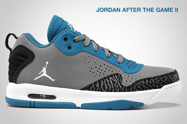 Jordan Brand July 2012 Preview Jordan After The Game 1