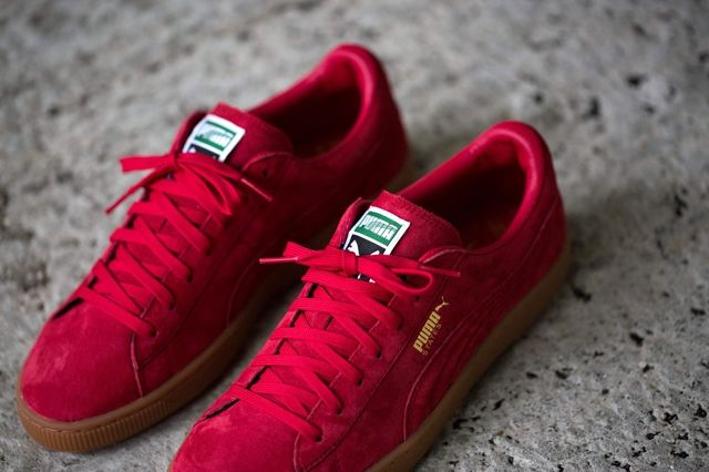 Puma Select States Winter Gum Pack 2