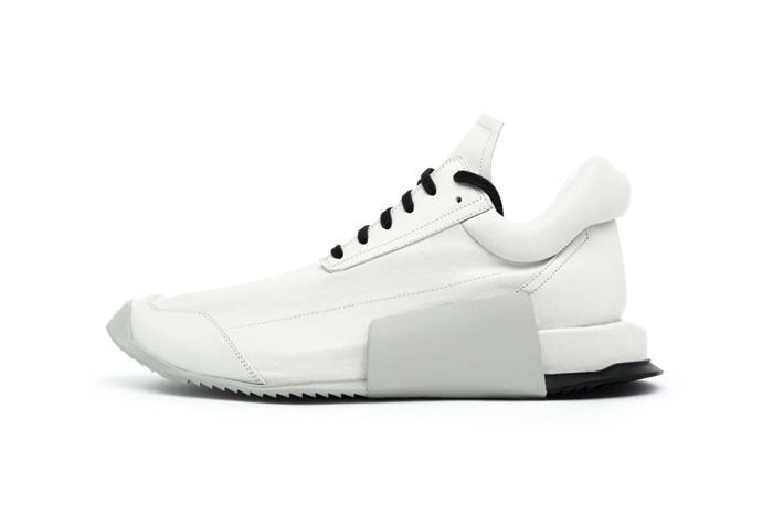 Rick Owens X Adidas High Level Runner And Runner Level Low 3