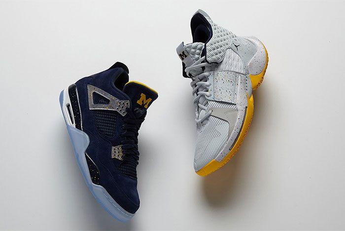 Air Jordan 4 Why Not Ncaa Pe Pair Side Shot3