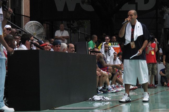 World Basketball Festival Rucker Park 4 2