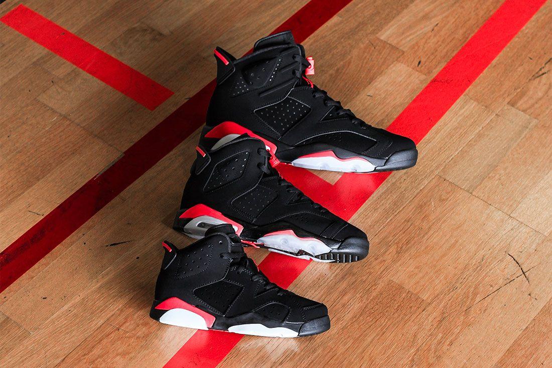 Air Jordan 6 Infrared Release 5