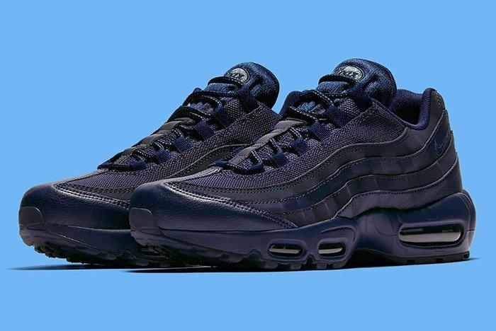 Nike Air Max 95 Essential Midnight Navy 2