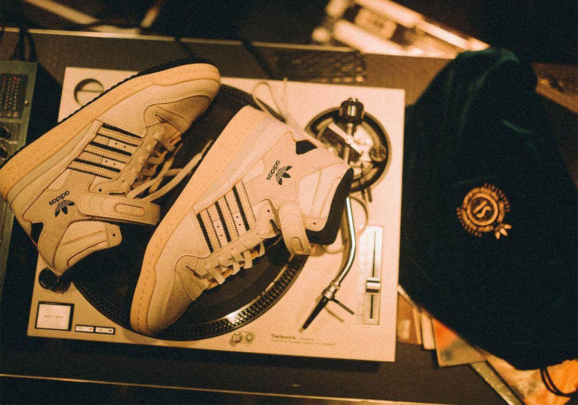Sivasdescalzo x adidas Forum Hi '84