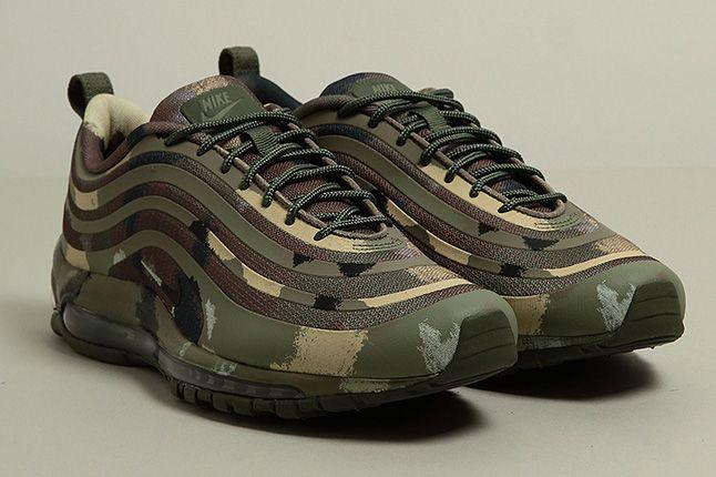 Nike Air Max 97 Sp Qs Italian Camouflage Pair 1